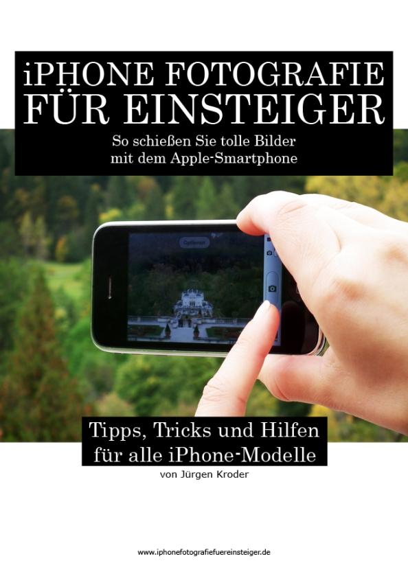 iPhone Fotografie fuer Einsteiger eBook - Packshot