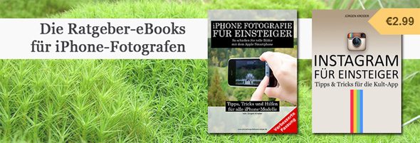 eBooks Bundle iPhone Fotografie + Instagram für Einsteiger